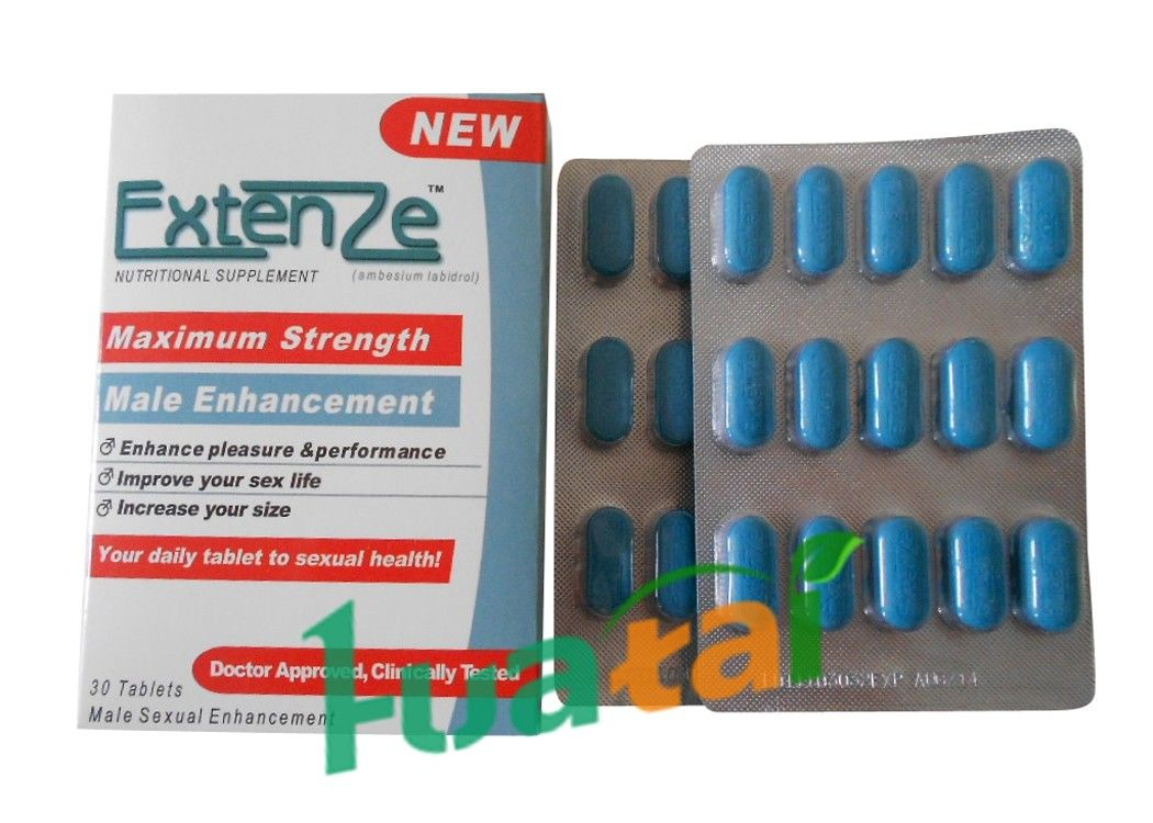 Health Herbal Extenze Male Enhancement Pills For Prolongs Sexual Performance